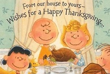 Because Every Day Should Be Thanksgiving / it's all about God and family - and of course - food! / by Linda Smith