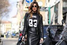 Street Style / Noteworthy street style looks and outfit posts.  / by Sydney Mintle