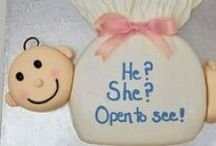 Gender Reveals / Fun and creative ideas on how to reveal your baby's gender to family and friends / by It's Really 10 Months
