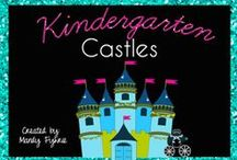KindergartenCastles.Com / Welcome to year-one of kindergarten! With experience in third, this is my first year in kindergarten. I hope to share and upload many of the products I know you'll need for your kinder class whether you're a veteran teacher or a newby! Please also feel free to check out my blog and products at mandyfyhrie.com or teacherspayteachers.com/store/miss-mandy    Enjoy :) / by My Creative Kingdom by Miss Mandy