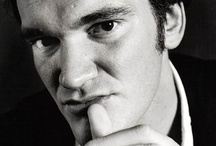 CINEMA | Tarantino / Quentin Jerome Tarantino (born March 27, 1963) is an American film director, screenwriter, producer, cinematographer and actor. He has received many industry awards. His films include Reservoir Dogs (1992), Pulp Fiction (1994), Jackie Brown (1997), Kill Bill (2003, 2004), Death Proof (2007), and Inglourious Basterds (2009). / by leah h