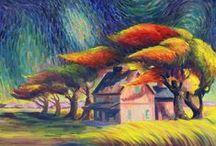 Art ideas / Inspiration for artwork / by Elizabeth Parker