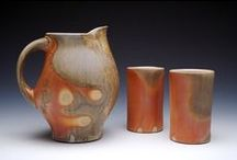 Wood Fired Pots / by Professor Otterson