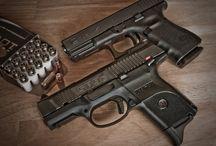 Guns / Awesome Guns / by Tim Harsh