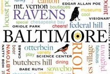 Around Baltimore / Take a trip to visit Baltimore, Hon!  / by Maryland Science Center
