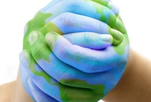 Love Our Earth, Go Green! / Different ways to save our planet! / by Maryland Science Center