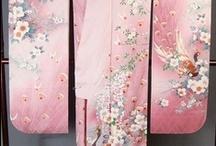 "Kimono / Kimono, yukata, obi, fabric, kanzashi, etc.  For geisha and maiko kimonos, see my board ""Geisha and Maiko"" / by Hype Vamp Audrey"