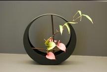 Ikebana / The art of Japanese flower arrangement  / by Hype Vamp Audrey