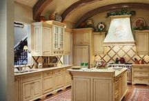 Kitchen Ideas  / by Anna Lucia Silveira