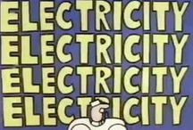 Power Up!  / The Science of Electricity! / by Maryland Science Center