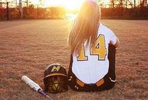 Softball <3 / by Mikaela Cotter