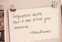 Inspiration  / by ECU The Career Center