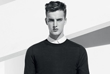 Homme / Men's fashion, men's style, and my style. / by Leong Aik Sim
