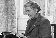 Authors ~ Dame Agatha Christie / by Kathleen Light