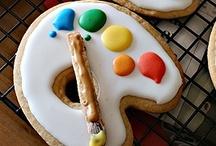 Birthday Party Ideas / by Carla Tillett