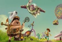 Animation | Loving Pixar / by Eva de Ruig