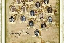 family matters heritage, history & geneology / by linda french merritt