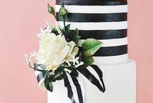 Wedding Black & White  / by White Satin Wedding Show