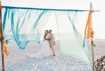 Wedding BEACH / by White Satin Wedding Show