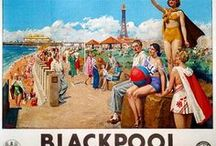 Lancashire:  Blackpool, the Fylde & Beyond / Inc. Fylde Villages, Trough of Bowland & Lancaster    / by Susan Donaldson