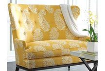 Classic Yellow and White ... / by Val Hawkins