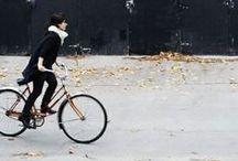Bike Everywhere. / Ride bikes everywhere you can.  / by Hummingbird High | Michelle