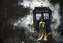 I'm The Doctor / Still waiting for that crazy man in a blue box to come and take me away. / by Sarah MacDonald