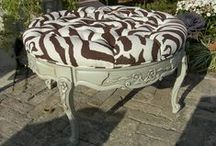 Furniture / by Ashley Wilson-Cox