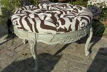Furniture / by Ashley Wilson-Cox