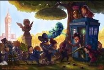 Doctor Who / by Laura Morris