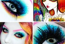 Makeup Ideas / by Shailene LaRoue (Peters)
