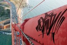 Graffiti, Murals, Street-Art. / Scribes Writers & Signers / by Travis Jupp