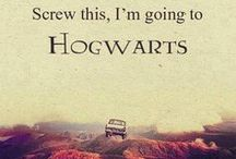 Muggles, Flo Powder, and the magic of Harry Potter! / by Luna Lovegood