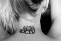 Tatoo and piercing ideas / by Cille
