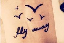 tattoos :) / by cassedy davis