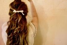 hair / by cassedy davis