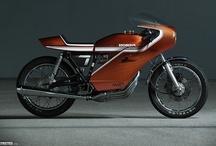 Bike design ideas / by Henry Good