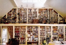 Bookcases / by Megan Gross