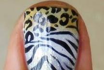 nails / by Julia Demarjian