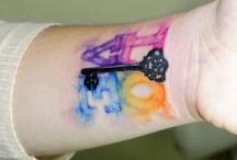Tattoos and Piercings <3 / by Ashley Kurfees