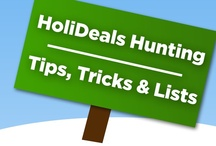 Hunting for HoliDeals / Don't stress out about Black Friday! Let Charter help you find the best deals and be 100% prepared. / by Charter