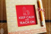 Teaching / My career. / by Meagan Lee