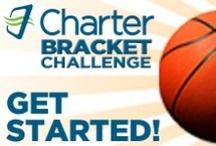 CHARTER BRACKET CHALLENGE / Make sure to enter for a chance to win the Charter Bracket Challenge on Facebook: https://www.facebook.com/chartercom/app_382224711875100 / by Charter