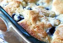 Food - Sweet Treats / by Amanda Toppin