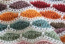 Crochet blankets / by Joan Purdy