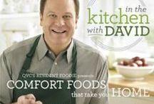QVC;s David Venables Recipes / by Lynn Snyder