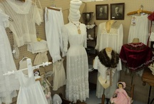 Antique/ Vintage Clothing & Accessories / by Alby Furlong