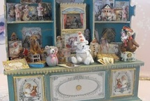 Antique Toys and Dolls / by Alby Furlong