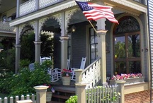 Pretty Porches #2 / by Alby Furlong