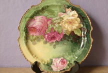 Lovely China/Porcelain  / by Alby Furlong